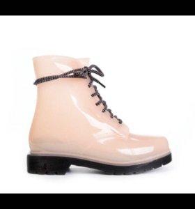 Резиновые сапоги ботинки Furla оригинал