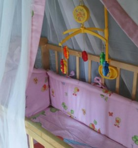 Кровать детские