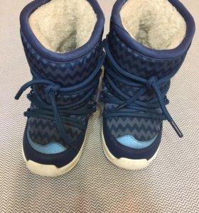 Зимние ботинки Adidas Senia