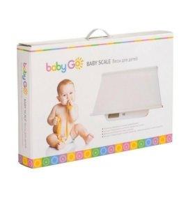Детские весы BabyGo электронные