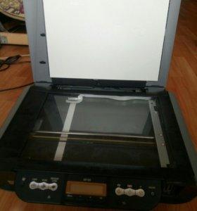 принтер 3в1 canon МР180