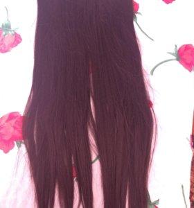 Волосы НЕ натуральные