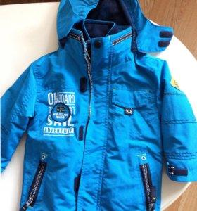 Куртка детская демисезонная 98р.