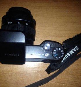 Цифровая камера Samsung nx 1000
