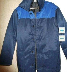 Куртка новая рабочая зимняя