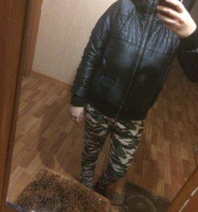 Куртка reebok оригинал
