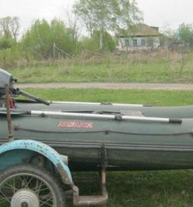"""Лодка пвх """"Лиман 340"""""""