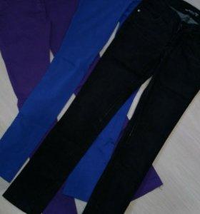 Брюки, джинсы жен., р-р 42-44