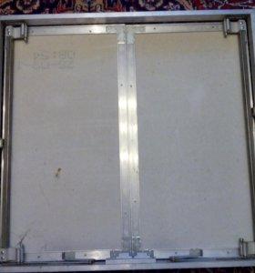 Ревизионный люк под плитку (невидимка)