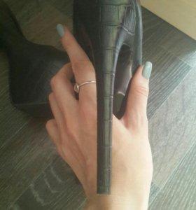 Туфли высокие
