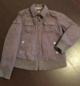 Куртка ветровка Sisley
