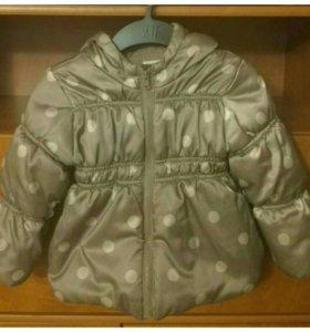 Куртка на девочку 4 лет, фирмы Old navy