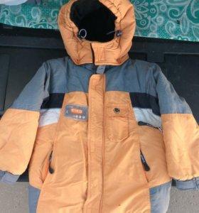 куртка земная KIKO