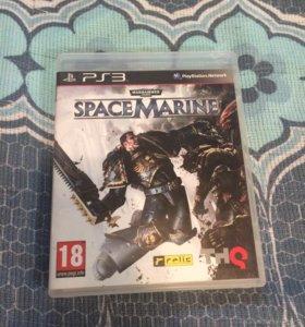 SpaceMarine-игра