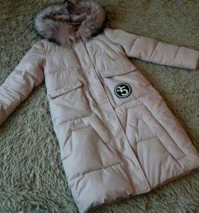 НОВАЯ куртка(пальто) осень-зима