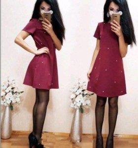 Платье новое М