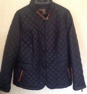 Куртка женская утеплённая демисезон Р.52-54