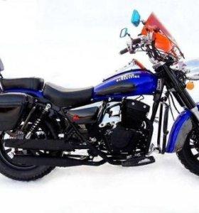 Мотоцикл BRIAR SPEEDFIRE