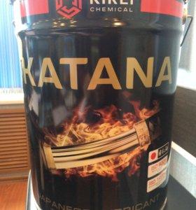 Моторное масло KATANA