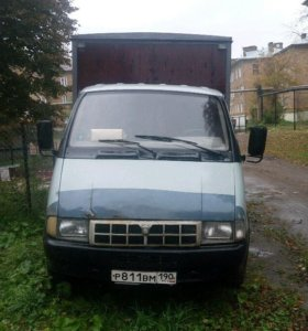 Газель (грузовой фургон) 2757