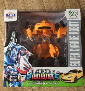 Игрушка «Робот суперчендж»