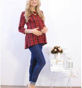 Туника для беременных размер 44