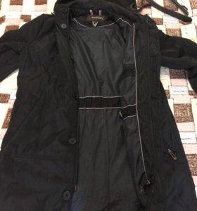 Куртка мужская утеплённая BAON
