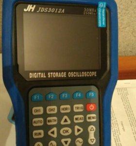 Осциллограф 5 в 1 (мультиметр, генератор)