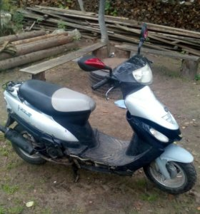 Скутер Jou R