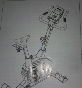 Магнитный велотренажер Torneo