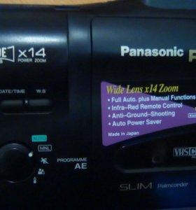 Продается ретро видеокамера Panasonic RX2