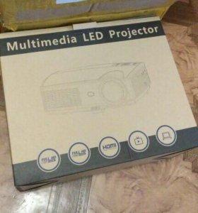 Новый проектор с андройд 6.0 (3500 люмен)