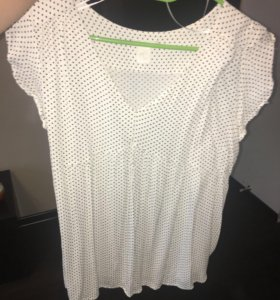 Блузка для беременных, легкая