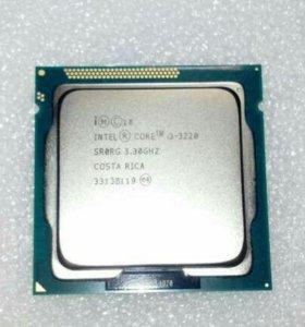 Intel core i3 3220 s1155