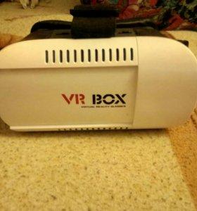 Виртуальные VR 3D oчки