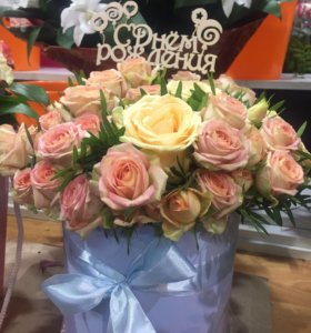 Цветы - букеты