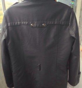 Куртка пиджак демисезонная