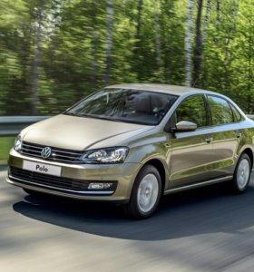 Подключение скрытых опций VW Polo Sedan и Skoda