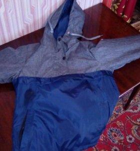 Куртка-Анарак