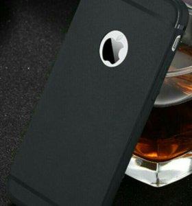 Чехлы айфон 4,5,6плюс - 6s плюс, 7, 7+ новые.
