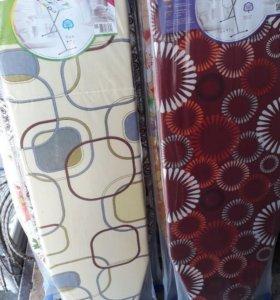 Гладильные доски новые , чехлы