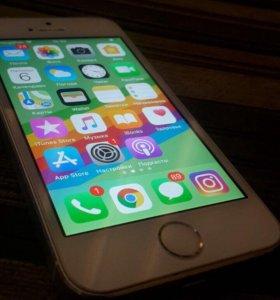 iPhone 5s Серебристый