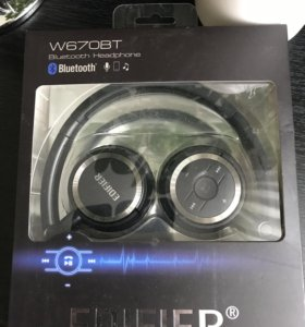 Наушники Edifier W670 Bluetooth