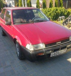 Тойота корола 1987г