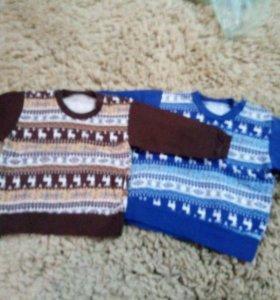 Детские свитера.