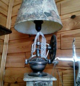 Самодельные лампы