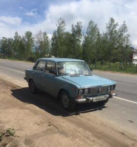 Ваз-2106 1990 года