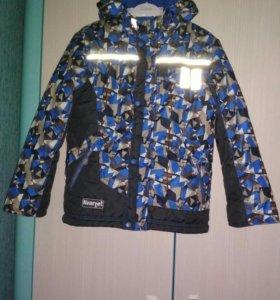 Куртка, фирма Квартет, р-р 122