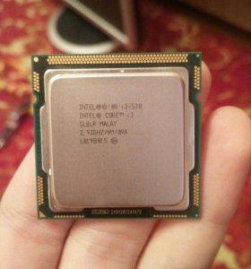 Процессор intel 2шт