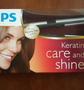 Новый!!! Выпрямитель волос Philips